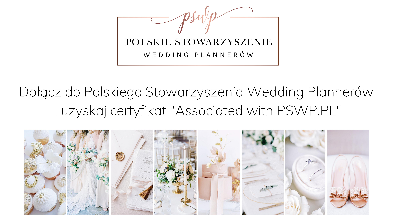 Zostań Partnerem Polskiego Stowarzyszenia Wedding Plannerów
