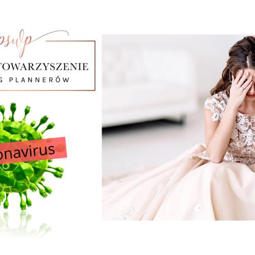 Coronavirus w branży ślubnej