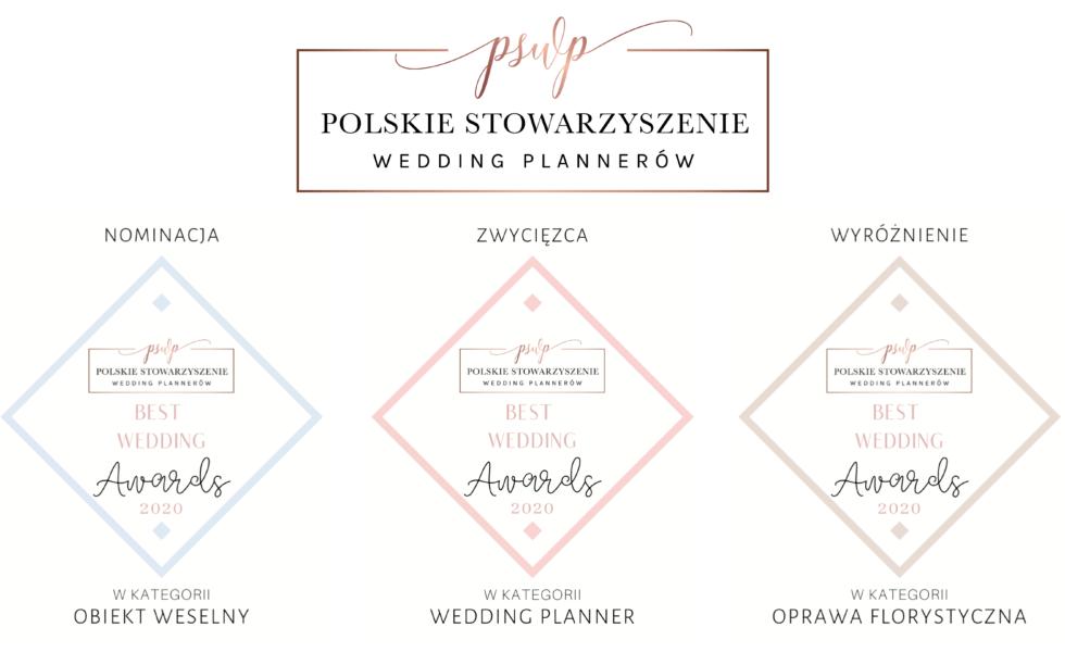 Debiutanci Polskiej Branży Ślubnej - plebiscyt Polskiego Stowarzyszenia Wedding Plannerów